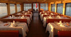 Ob Hochzeit, Schulabschluss, Geburtstag, Geschäftsapéro, Projektfeier oder Abschiedsfest: Geniessen Sie die historische Atmosphäre im privaten Rahmen auf dem Zürichsee.